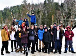 MDJ camp hiver